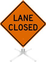Lane closures may occur during  maintenance on manholes in Ruidoso.