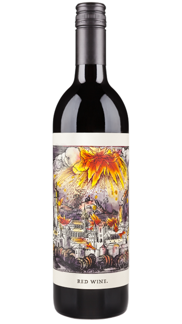 Force of Nature Red Blend.