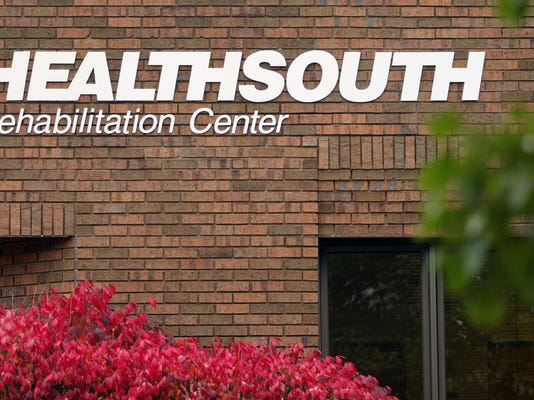 HealthSouth Rehabilitation Center Signage