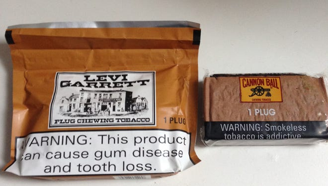 Smokeless tobacco products.