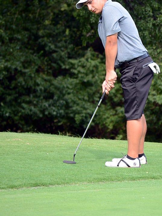 8-1 SC Golf-Soph Blake Balent.JPG