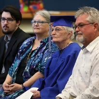 90-year-old San Angelo mother fulfilling her lifelong dream, earning a high school diploma