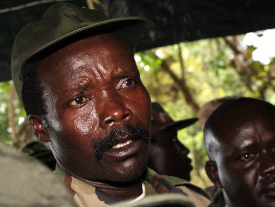 AP Central Africa Kony