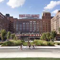 Tour Atlanta's Ponce City Market