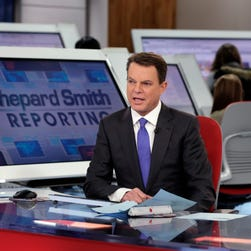 Fox anchor Shepard Smith is not amused with Trump's media bashing