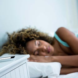 Sleeping in on the weekend can compensate for lost sleep, study says