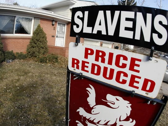 Home prices plummeted in 2008 during the Great Recession.