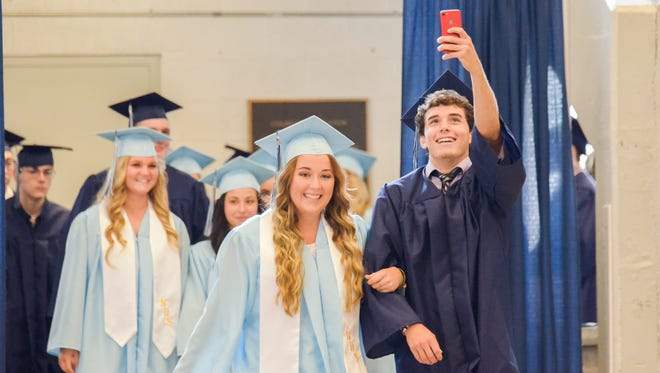 River Valley held the graduation ceremony for the Class of 2017 at Veteran's Memorial Coliseum.
