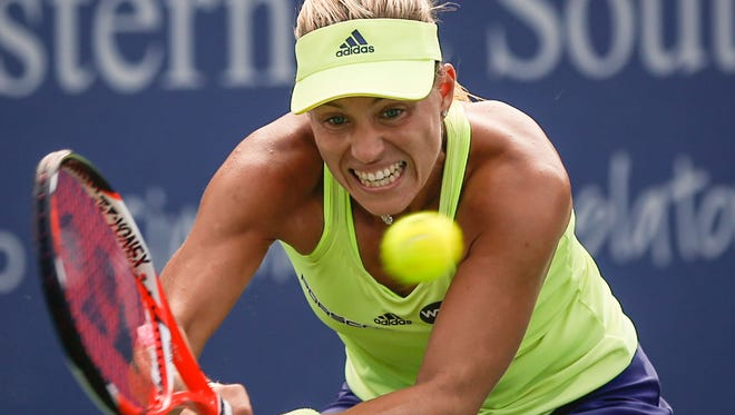 Freshly minted Olympic silver medalist Angelique Kerber returns to the Western & Southern Open on the heels of the Rio Games. The German player could challenge for No. 1 in the rankings this week but only if two things happen: Serena Williams must fall before the quarterfinals and Kerber must win the title.