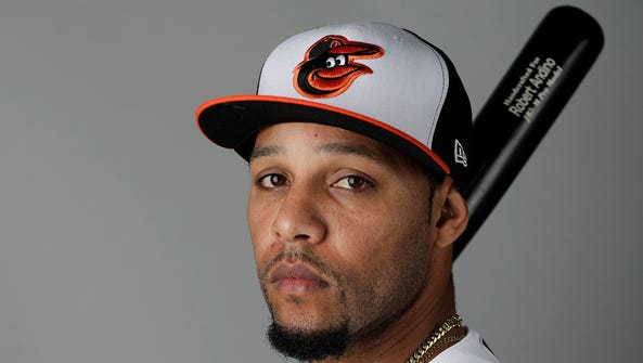 Robert Andino is back with the Baltimore Orioles on
