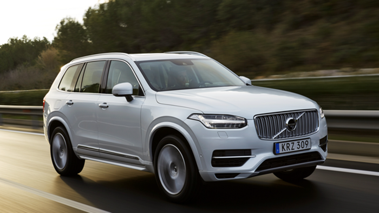 Volvo ditching gasoline engines for electric, hybrid cars after 2019