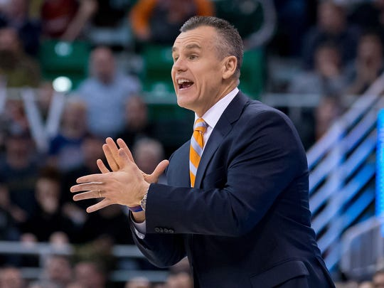 Billy Donovan led Florida to back-to-back national titles in 2006-07.