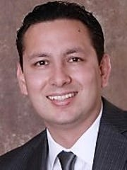 Erik Cazares, new chief operating officer at Providence's