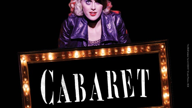 """The musical """"Cabaret"""" will be at the Washington Pavilion April 24-26."""