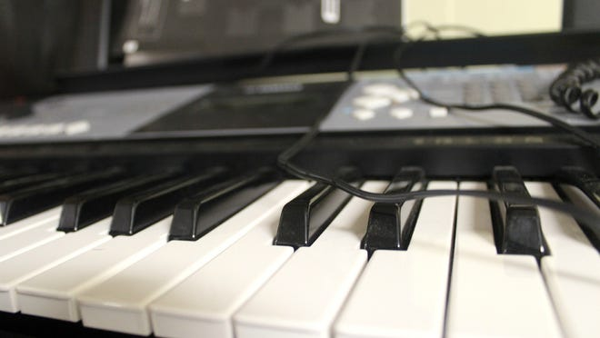 A piano club at the Broadway Neighborhood Center in Iowa City is seeking donations of keyboards and dollars for buying keyboards.