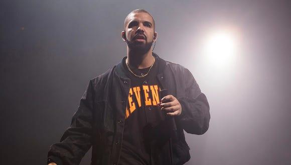 Drake has a fan.