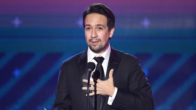 Lin-Manuel Miranda announced he is going to be father again.