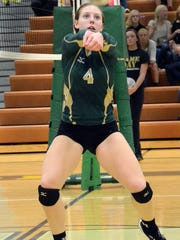 Zoe Earl had a team-high 33 assists in Howell's loss