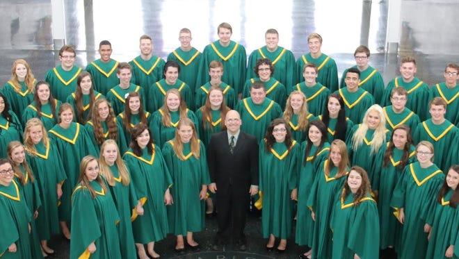 The Sauk Rapids-Rice Concert Choir will perform a special concert Saturday.