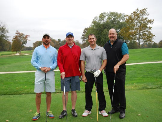 2016 Golf Foursome Lester Glenn