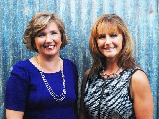 Lisa Nierste Morris (left), Rhonda Baskin.jpg
