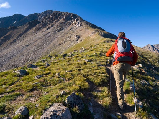how to prepare to hike a 14er