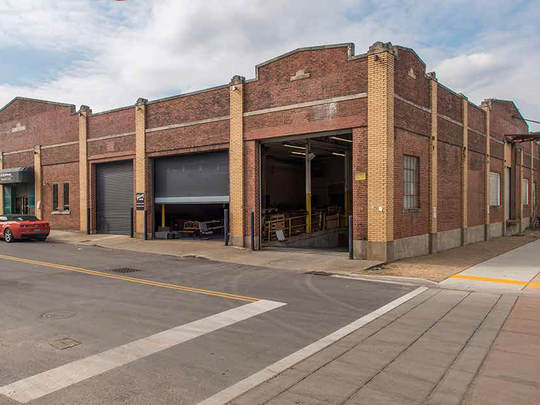 Gibson Gibson is seeking $6 million for this property in the Gulch with a warehouse building on it.