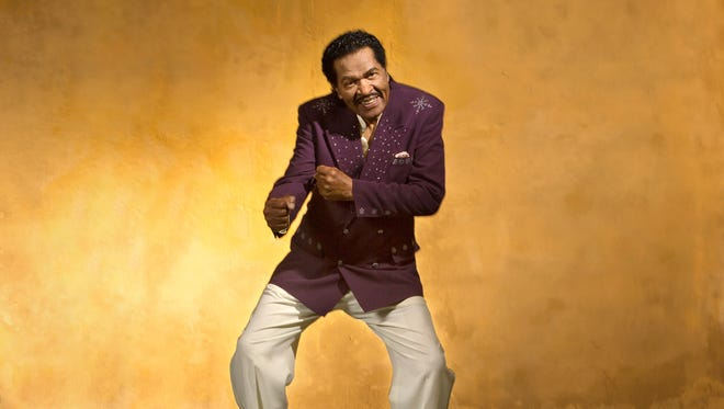 Mississippi blues musician Bobby Rush.