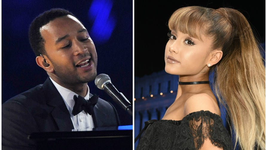 Hear A Clip Of John Legend And Ariana Grande S Beauty And The Beast Duet