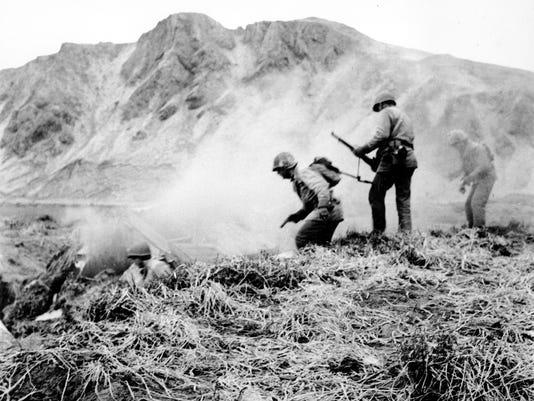 Battle of Attu Anniversary