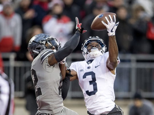 This is the time to shine for senior receiver DeAndre Thompkins (3). The big-play threat must also become the steady, consistent producer in the role of DaeSean Hamilton.