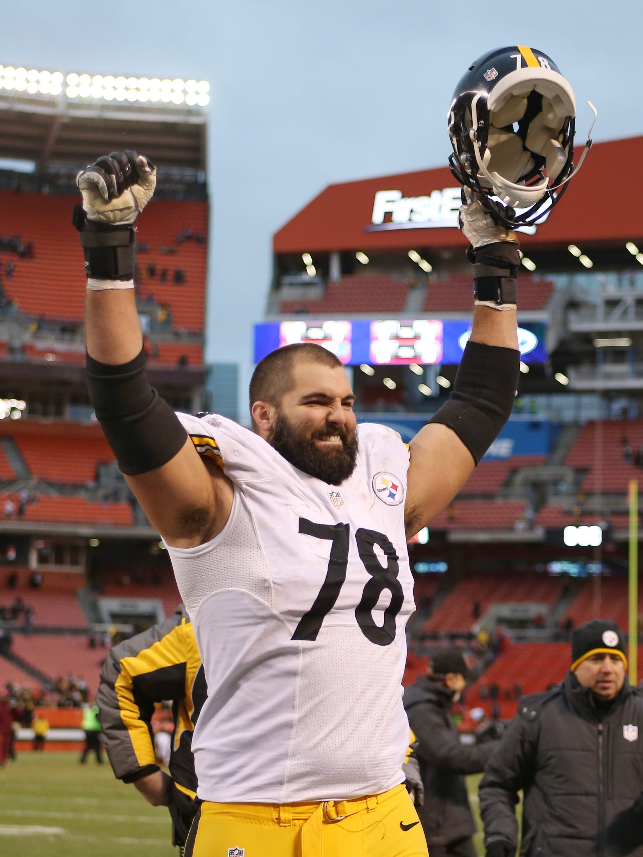 Former Steelers offensive lineman finds new home with Ravens