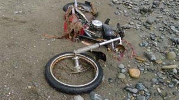 Japan Tsunami Harley
