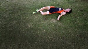 When you feel like this after every single run, it's time to re-evaluate your training plan.
