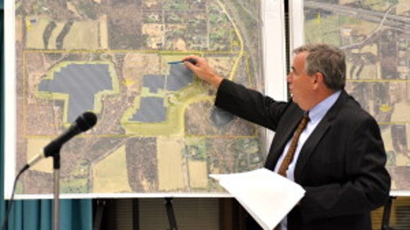 December 5, 2013 Bedminster Meeting on KDC Solar Plant