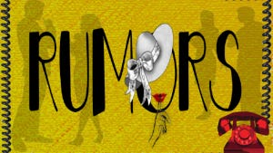 Stage set for Louisiana Tech production of Neil Simon's 'Rumors'