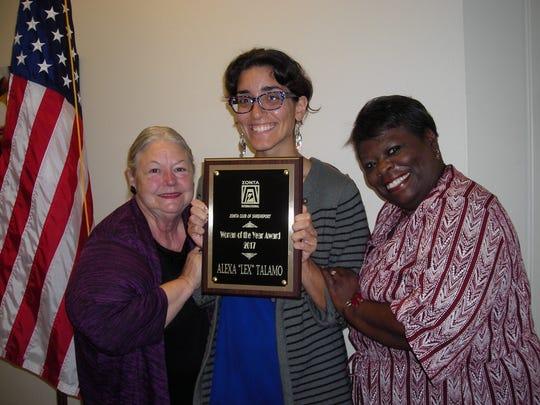 Katherin Aulds, Times Reporter Lex Talamo, Angela Henderson