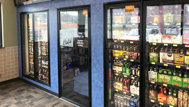 Rutter's has opened a beer cave at the Richland Avenue store in West Manchester Township.