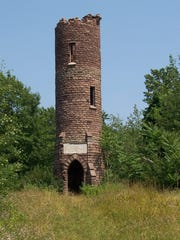 The tower as it appeared in July 2008.