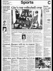 This week - April 16, 1995