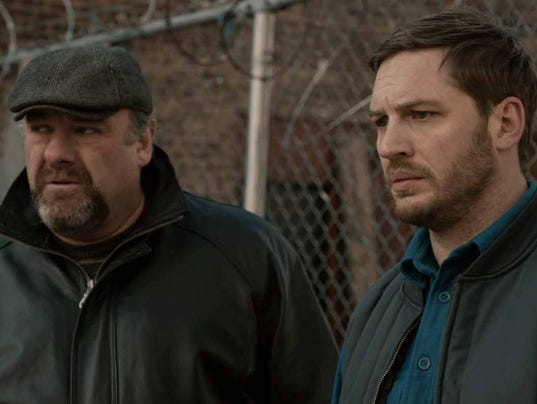 'The Drop': Gandolfini, Hardy