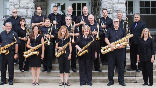 Just Jazzin' performs for the Valley Mission fundraiser on Nov. 5 at Gypsy Hill Place in Staunton.