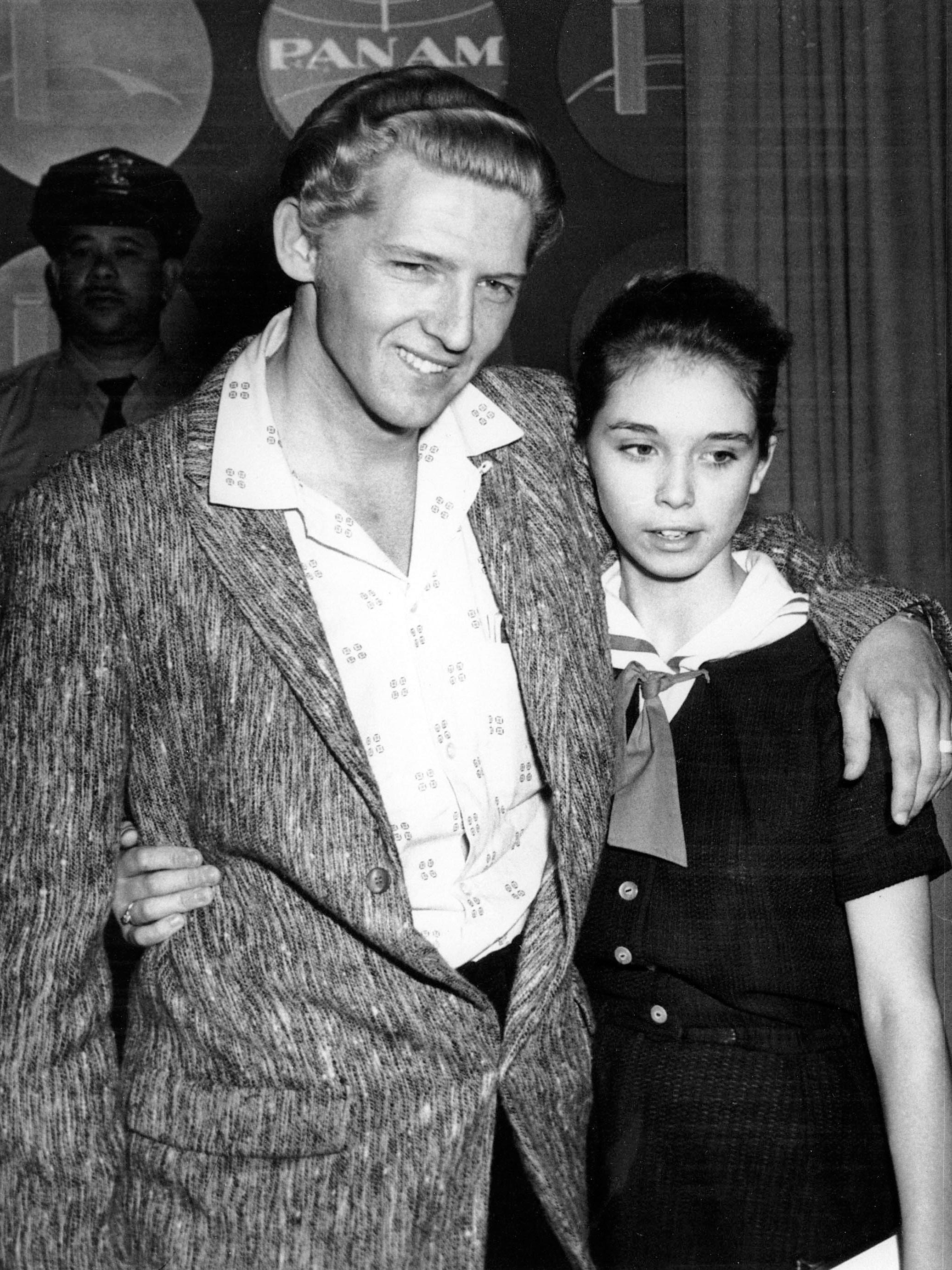 Myra Williams, Jerry Lee Lewis' 13-year-old bride, speaks out