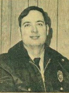 [COURTESY PHOTO] Bill Eggers when he worked for the Pueblo Police Department in 1976.