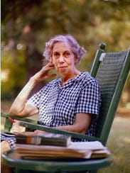 Author and photographer Eudora Welty was one of Jackson's most beloved residents until her death in 2001.