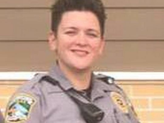 Horry County Police Officer Shellneil Whitman.