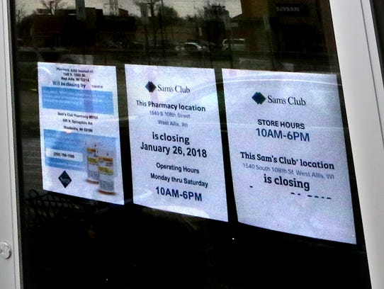 Sam's Club closing: West Allis store part of nationwide ...