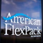 American FlexPack Inc. has started its second expansion of its Huron Road plant in the last decade.