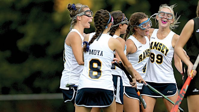 Ramsey is the North Jersey Field Hockey team of the Year.