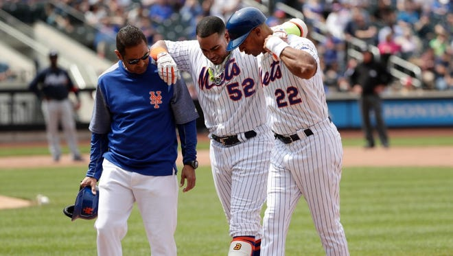 Yoenis Cespedes is currently on the disabled list because of a hamstring injury. The Mets are making changes when it comes to dealing with injuries.